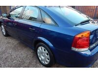 VAUXHALL VECTRA 1.8 *LARGE BOOT*F/S/H*(((MOT- 1 FULL YEAR - NO ADVISORY)))*EXCELLENT CONDITION*
