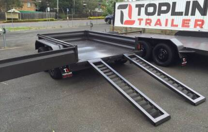 SMALL MACHINERY TRAILERS *FREE DELIVERY* conditions apply Tanah Merah Logan Area Preview