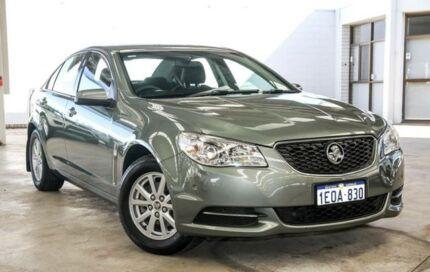 2014 Holden Commodore VF Evoke Grey 6 Speed Automatic Sedan