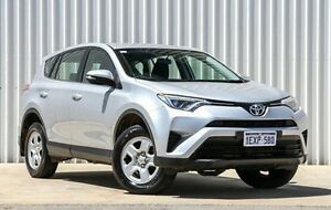 2015 Toyota RAV4 ASA44R GX AWD Silver 6 Speed Sports Automatic Wagon Willetton Canning Area Preview