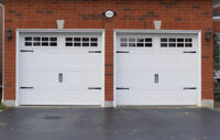 Garage Door Capping- Affordable and Looks Amazing!