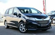 2017 Honda Odyssey RC MY17 VTi Premium Twinkle Black Continuous Variable Wagon Wangara Wanneroo Area Preview