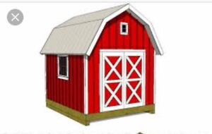 Looking for a Baby barn to be built