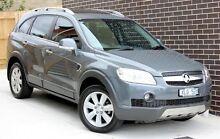 2009 Holden Captiva CG MY09 LX (4x4) 5 Speed Automatic Wagon Preston Darebin Area Preview