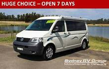 U2984 IMMACULATE Automatic VW Transporter Pop-Top 2 Berth, Low KM Penrith Penrith Area Preview