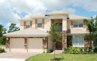 Luxury Vacation Rental Orlando Home With Game room, 5 Bedroo
