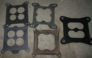 Carb To Intake Gaskets.