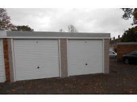 Wanted - a lock-up garage in Frome
