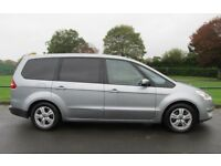 2009 Ford Galaxy Tdci Diesel (FULL SERVICE HISTORY) May px