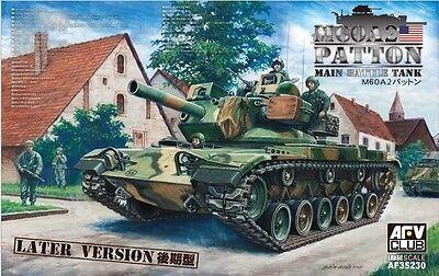 AFV Club 1/35 AF35230 US M60A2 PATTON Main Battle Tank (Later Version)