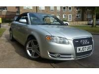 ●2007 Audi A4 Cabrio Sport 1.8 Turbo Multi-Tronic Facelift Swaps Or Px