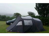 Eurohike 4 man Tent