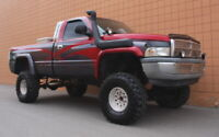 1998 Dodge Ram 1500 Manual Lifted Pickup *Heavily Modified! Calgary Alberta Preview