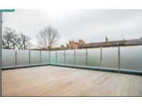 Modern 2 bedroom apartment with private balcony and a massive *PRIVATE ROOF TOP TERRACE*