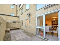 Fantastic 2 bedroom flat with GARDEN, separate STUDY, fully furnished- ready to live!