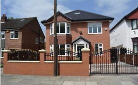 Brand New Build - Six Bedroom and Four Bathroom Luxury Detached House For Sale