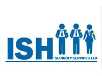 Door Supervisors and Security Guards Required, Permanent and Bank Staff