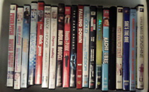 DVD Movies and TV Series
