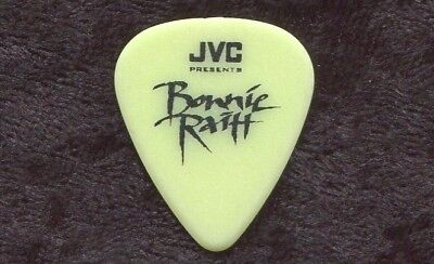BONNIE RAITT early 1990's Concert Tour Guitar Pick!!! custom stage Pick #1
