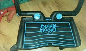 Buggy board attachments not included
