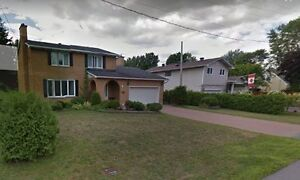 Large brick house for rent