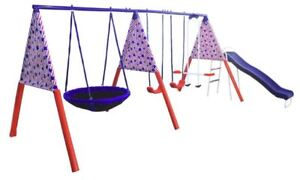 Brand New Swing Set - Freedom by XDP Recreation