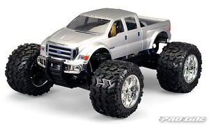 body pro line ford f650 pour camion teleguide 1/8