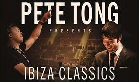 2 Pete Tonq Ibiza Classics standing tickets £70