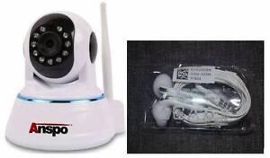 Wireless IP WiFi CCTV Camera with FREE Genuine Samsung Earphone Hallam Casey Area Preview