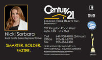 Are you looking to Buy or Sell in Real Estate?