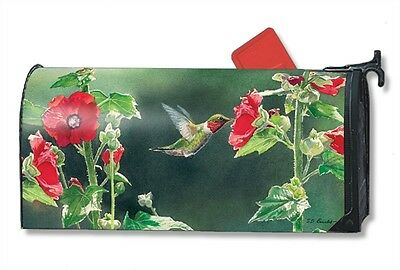 Magnetic Mailwraps Hummingbird Delight Mail Wrap  01455