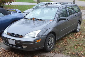 2003 Ford Focus ZTW Wagon MUST GO!