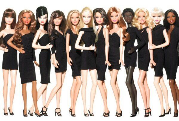 I m a Barbie Fan