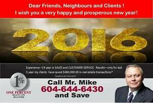 ✔✔✔✔Mr.Mike- Real Estate@ One percent realty presents
