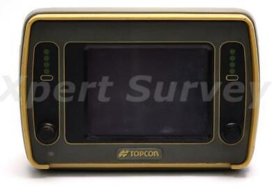 Topcon 9168 System 5 3d Control Box Display W Bulldozer Motorgrader 3dmc V6.11