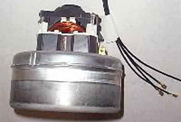 """Vacuum Motor 5.7"""" - 2-Stage 115vac 116311-00 Ametek"""