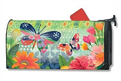 Magnetic Mailwraps Butterflies In Flight Mail Wrap  01488