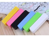 2600mah power bank external battery charge for iPhone Samsung mobile phones