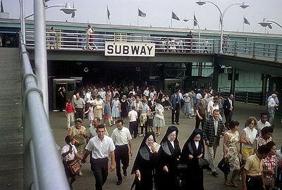 1964-1965 New York World's Fair - Photos on CD #38