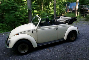 68 VW Bettle