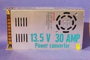 RV CONVERTER 12 V 30 AMP.(99$)DIVERS ACCESSOIRES DE VR -ROULOTTE