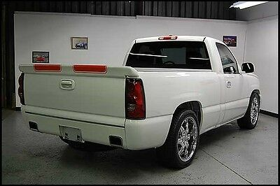 "Un-Painted Gray ""REGENCY"" Style Rear Spoiler FOR 1999-2006 CHEVROLET SILVERADO"