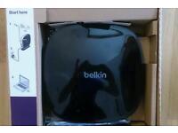 Belkin play N600 DP router