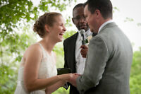 Light-Hearted Wedding Officiant