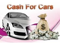 # # # # CASH FOR YOUR CAR WITHIN THE HOUR # # # # #