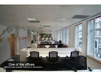 HOLBORN Office Space to Let, WC1 - Flexible Terms   2 - 83 people