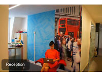 SOHO Office Space to Let, W1T - Flexible Terms   2 - 85 people