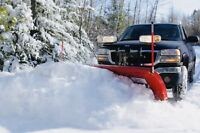PROFESSIONAL, RELIABLE COMMERCIAL SNOW PLOWING