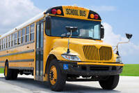 Looking for a School Bus to rent on April 4th