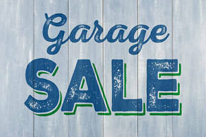 Mega garage sale - priced to sell items